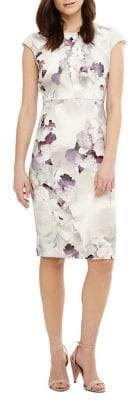 Phase Eight Titania Wanda Floral-Print Dress