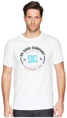 DC Round About Short Sleeve Tee Men's Short Sleeve Pullover