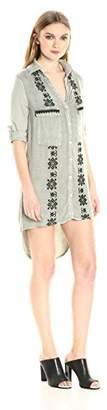 Raga Women's Tillie Shirt Dress