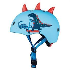 Micro Scooters Micro Kids Helmet - 3D Scootersaurus - Small