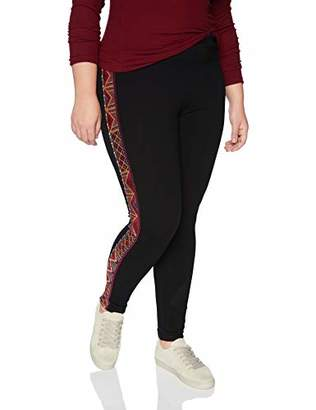 Johnny Was JWLA By Women's Size Plus Embroidered Legging