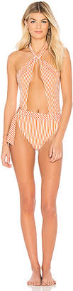 For Love & Lemons Havana One Piece