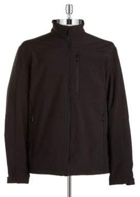 Weatherproof Wind Resistant Soft Shell Jacket