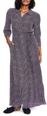 Boden Viola Maxi Shirtdress