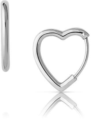 9d6945fb696cb9 Links of London Endless Love Sterling Silver Mini Hoop Earrings