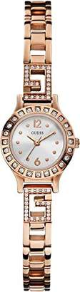 GUESS Women's Analogue Quartz Watch with Stainless Steel Bracelet – W0411L3