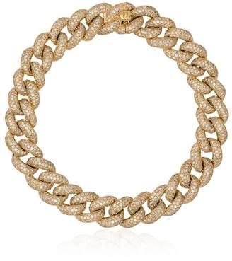 Shay 18kt yellow gold diamond bracelet