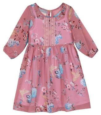 39963e051 Kids Polyester Chiffon Dress - ShopStyle