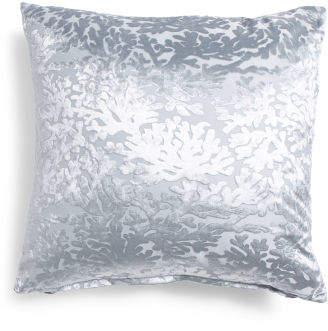 20x20 Cara Coral Velvet Pillow