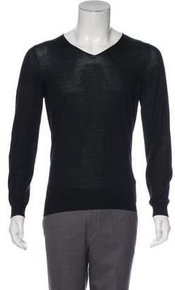Bottega Veneta Cashmere & Silk Sweater