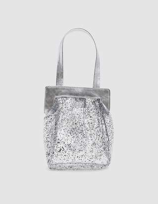 Maryam Nassir Zadeh Glow Purse in Sparkle