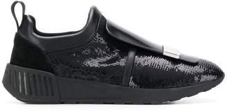 Sergio Rossi sr Milano sneakers