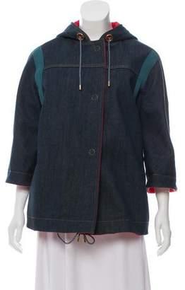 Tommy Hilfiger Tommy Denim Hooded Jacket