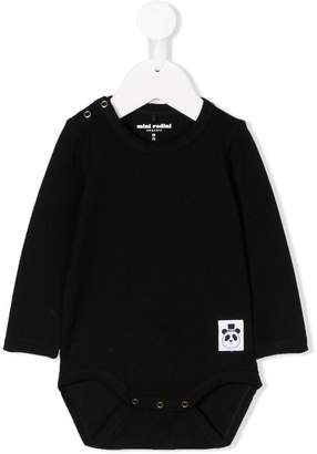 Mini Rodini jersey onesie