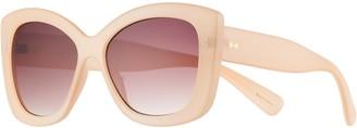 Lauren Conrad Tortoise Cat's-Eye Sunglasses - Women