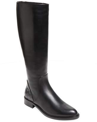 Aquatalia Women's Geneva Quilted Heel Boot