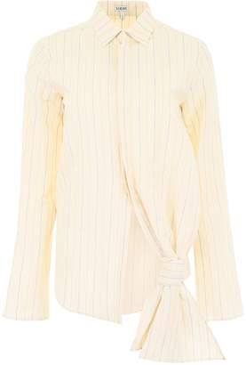 Loewe Striped Cotton Shirt