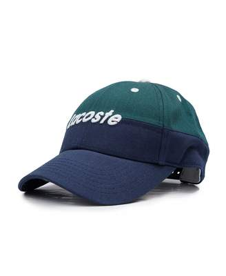 Lacoste Retro Logo Cap