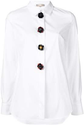 Mantu floral button shirt