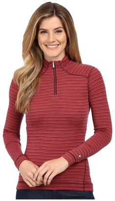 Smartwool NTS Mid 250 Pattern Zip Top $110 thestylecure.com