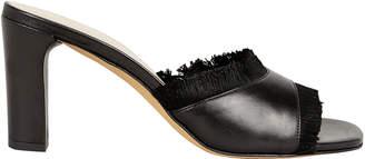 Maryam Nassir Zadeh Inga Fringe Leather Sandals