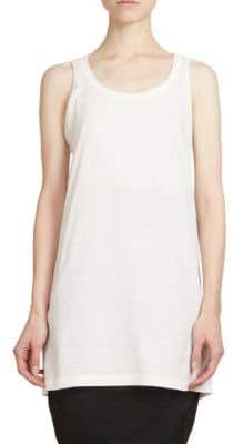 Rick Owens Dirt Sleeveless Tank