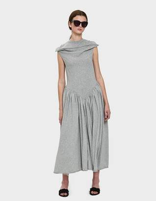 Aalto Jersey Dress with Netting