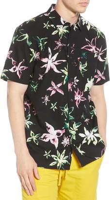 b8d1ff28 Vans Men's Shortsleeve Shirts - ShopStyle