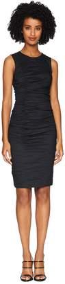 Nicole Miller Tuck Dress Women's Dress