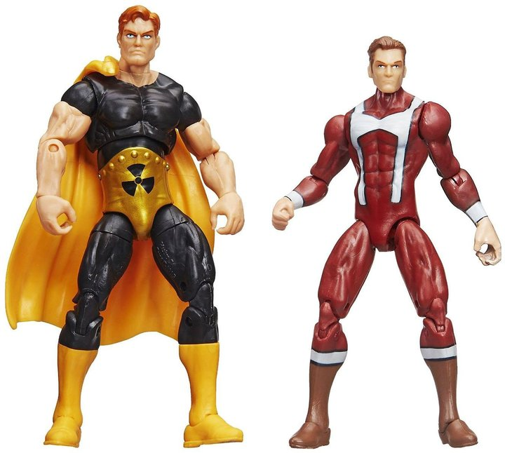 "Marvel 3.75"" Legends Comic 2 Packs Supreme Powers"
