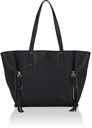 Chloé Women's Milo Medium Leather Tote Bag