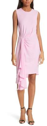 Milly Rachael Front Drape Dress