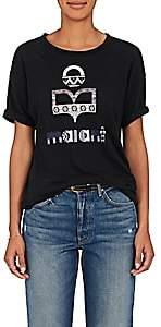 Etoile Isabel Marant Women's Koldi Linen T-Shirt - Black