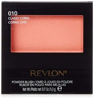 Revlon Powder Blush - Classy Coral - 0.17 oz