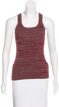 Gucci Sleeveless Knit Top