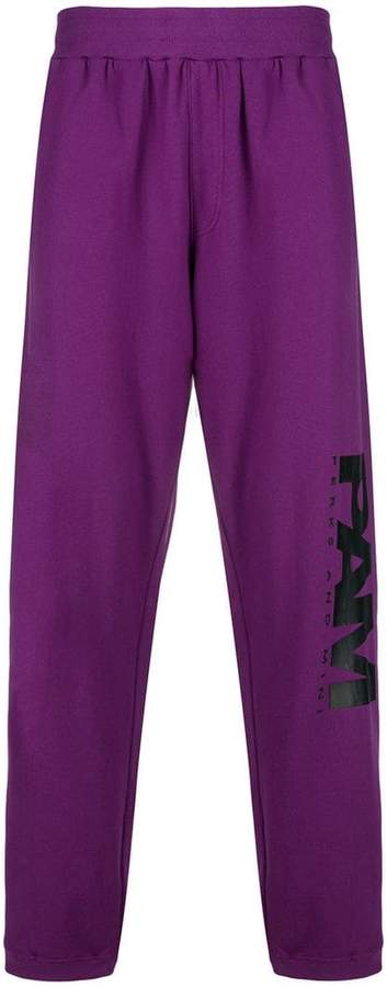 Pam Perks And Mini logo track pants