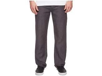 Perry Ellis Drawstring Linen Pants