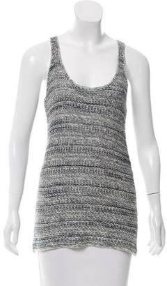 Vince Knit Sleeveless Top
