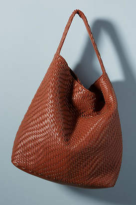 Deux Lux Cara Slouchy Woven Tote Bag