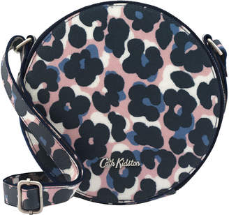 Cath Kidston Leopard Flower Round Cross Body Bag