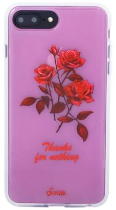 Sonix Thanks for Nothing iPhone 6/6s/7/8 & 6/6s/7/8 Plus Case