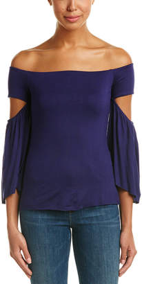 Bailey 44 Bailey44 Off-The-Shoulder Blouse