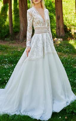 Costarellos Bridal Princess Ballgown