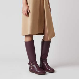FitFlop Noemi Double Buckle Knee-High Boots