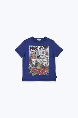 Marc Jacobs Comic Printed Tee