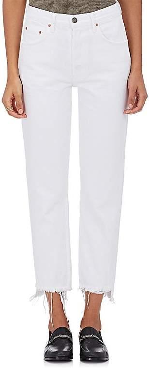 Women's Helena Straight Crop Jeans