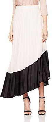 ed40525d3 Coast Women's Lotus Pleating|#263 Plain 8 Skirt,8