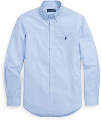 Polo Ralph Lauren Ralph Lauren Slim Fit Checked Cotton Shirt
