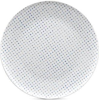 Noritake Hammock Coupe Dots Dinner Plate