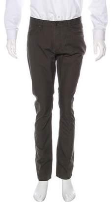 John Varvatos Flat Front Pants